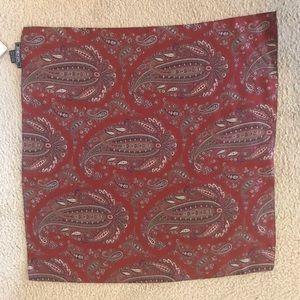 "20"" square silk scarf"
